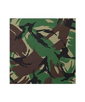 Green Camo Material